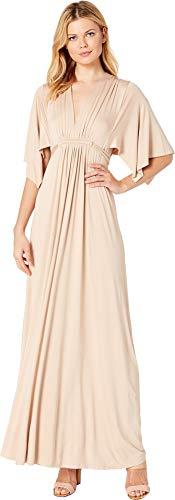 (Rachel Pally Women's Long Caftan Dress Bamboo X-Small)