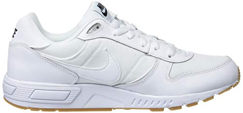 NIKE Nightgazer Uomo White da 001 Brown Light Multicolore White Black Gum Scarpe Corsa ggxqIRrd