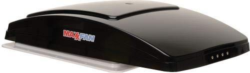 (Maxxair Vent Corp 00-06401K Maxxfan DLX Vent 12V Smoke)