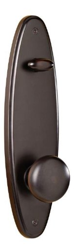 Weslock 06405--I10020 Stanford Interior Entry Handle Oil Rubbed Bronze