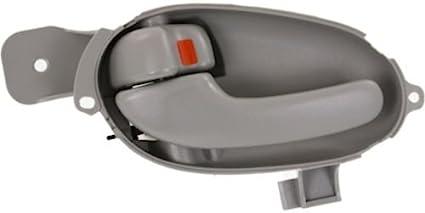 Perfect Fit Group REPC491598 Textured Black Inside Bezel Only Plastic Trailblazer Rear Door Handle LH