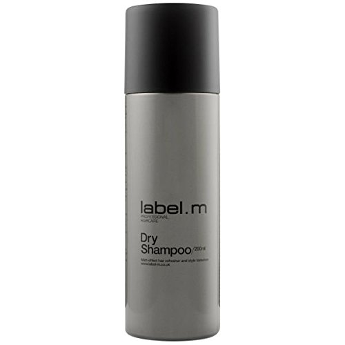 Label M Dry Shampoo 200 ml 5060059571048