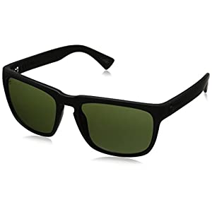 Electric Visual Knoxville Matte Black/Grey Sunglasses