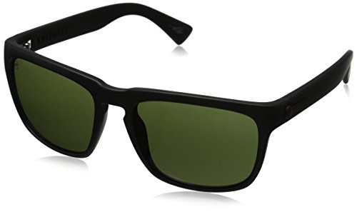 Electric Visual Knoxville Matte Black/Grey - Sunglasses Electric