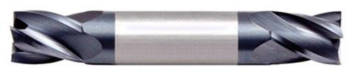 Alfa Tools DEC66883AL 1//32X1//8 4 Flute Double End Stub AlTiN Carbide End Mill Made In USA,