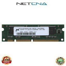 MEM2600XM-32D Cisco 32MB Cisco 2600XM System Series Routes Approved Memory 100% Compatible memory by NETCNA - 32 Mb Approved Memory