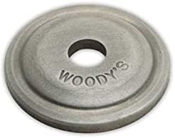 Woodys Round Aluminum Support Plates - N...