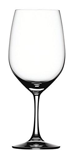 Spiegelau Vino Grande Non-Leaded Crystal Bordeaux Wine Glass, Set of 4 Vino Grande Red Wine
