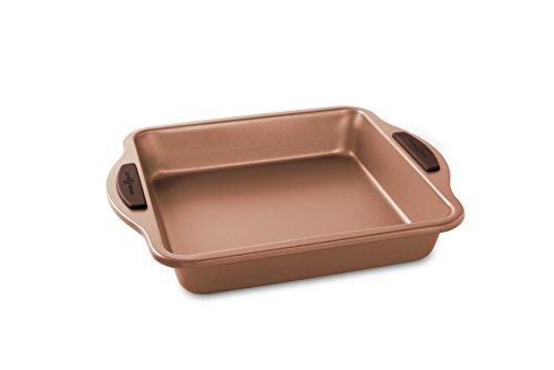 nordic ware cake pans square - 4