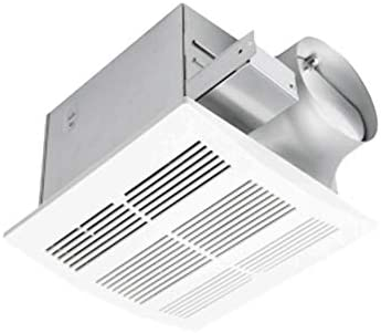 Sensational Ultra Quiet Ventilation Fan Bathroom Exhaust Fan 110Cfm 0 8 Home Interior And Landscaping Dextoversignezvosmurscom