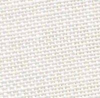 White Zweigart 25ct Dublin Linen-18x27 Needlework Fabric