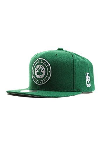 gorragorra de Verde Gorra amp; by Patch Celtics beisbol Ness gorra Mitchell 0HqfFYH