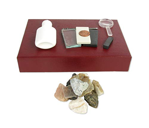 American Educational Mineral Test Kit with Minerals