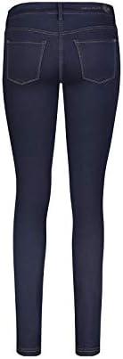 MAC Jean pour femme Dream Skinny Bleu foncé - - W32/L35