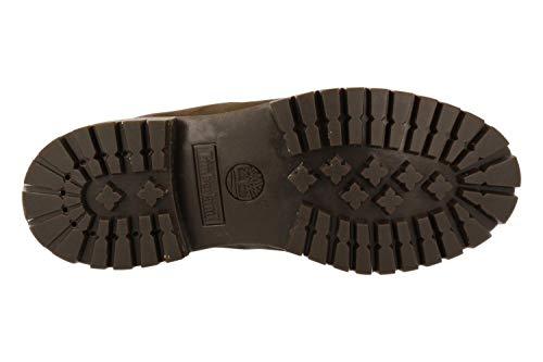 6 Brown Uomo Inch Premium Stivali Waterproof Timberland Chocolate aFPqwdaZ