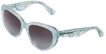Amazon.com: D&G Dolce & Gabbana 0DG4189 27298G54 Cat-Eye