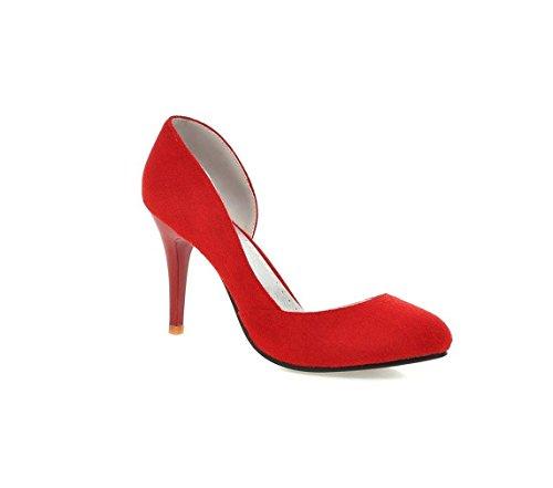 delle ginnastica calde donne delle scarpe da le da Dress ginnastica di da delle ginnastica con dello Seasons scarpe scarpe caviglie Scrub delle Red Sandali Four 37 stilo YWNC fawCTZqOn