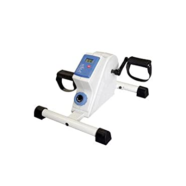 CanDo 01-8010 Pedal Exerciser, Deluxe with LCD Monitor