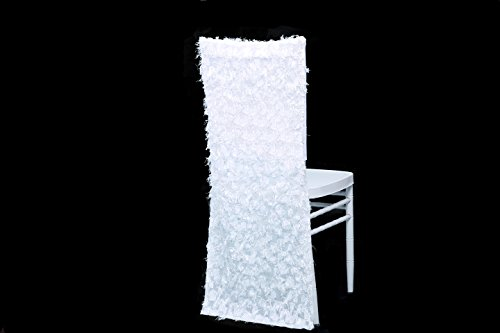 (Bridal Shower Party Supplies, Bride Chair Cover, Bride to Be Sash, banquet chair cover)
