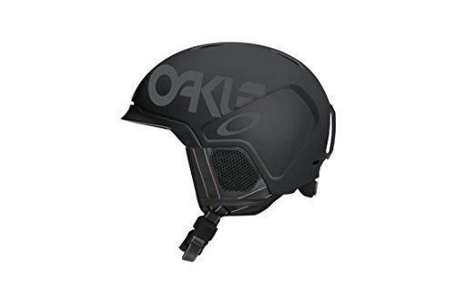 Oakley Mod3 Factory Pilot Snow Helmet, Matte Black, Medium (Oakley Snowboard)