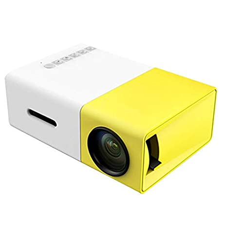 Yg300 Led Mini Proyector Audio Hdmi USB 3D Pico Proyector ...