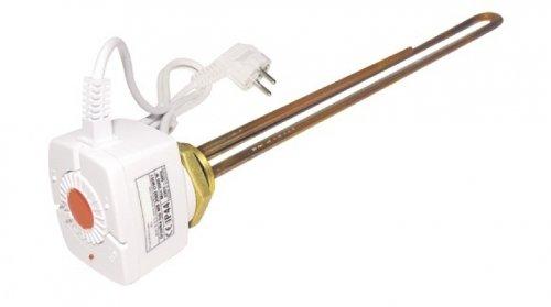 Heizstab 3 kW 230V 6//4 Heizelement Heizpatrone f/ür Wasserspeicher