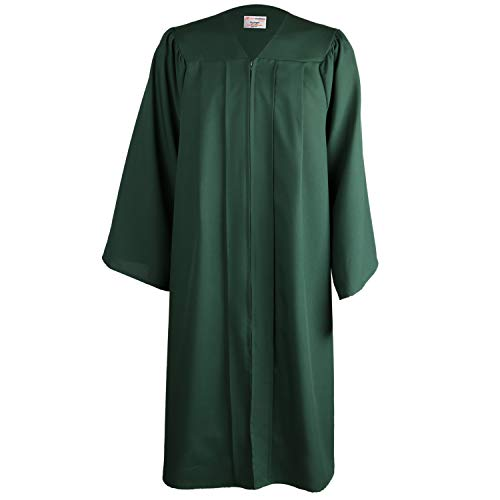 - OSBO GradSeason Unisex Matte Robes for Graduation Gown, Choir Robes, Pulpit Robe and Pastor