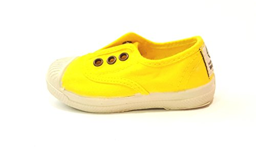 Natural World Nw-102_504gi_35 - Zapatillas de Lona para mujer amarillo amarillo 35