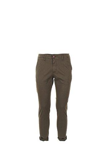 Pantalone Uomo Squad 44 Militare Rnc8038 Primavera Estate 2017