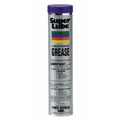 Super Lube Grease Dielectric, Synthetic 14 Oz. Usda Authorized
