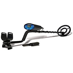 Bounty Hunter QSIGWP-PL Quick Silver Metal Detector with Pin Pointer