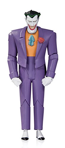 DC Collectibles Batman: The Animated Series: The Joker Action Figure