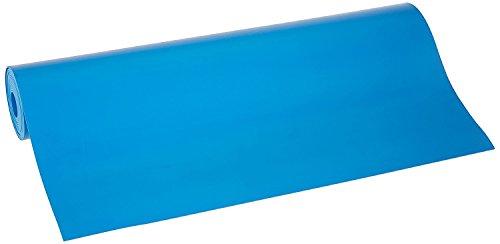 Bertech ESD Mat Roll, 2' Wide x 10' Long x 0.093'' Thick, Blue (Made in USA) by Bertech