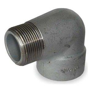 Industrial Grade 1MPD7 Street Elbow, 90 Deg, 1 1/4 In, (Glavanized Pipe)