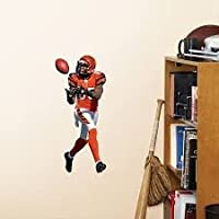 "Chad ""Ochocinco"" Johnson Reception, Cincinnati Bengals - FatHead Life-Size Graphic"