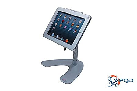 Soporte de mesa para iPad a V: Amazon.es: Hogar