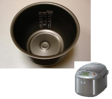 OEM Original Zojirushi Replacement Nonstick Inner Cooking Pan for Zojirushi NP-HBC18 10-Cup Rice Cooker
