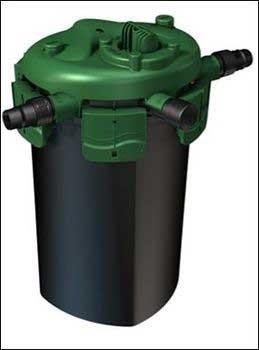 Bead Pressure Filter (Bio-Active Pressure Filter)