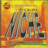 LA HISTORIA DEL GRUPO NICHE + DVD