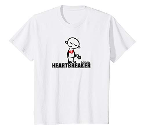 T-shirt Girls Heartbreaker - Kids Heartbreaker (Girls' T-Shirt)