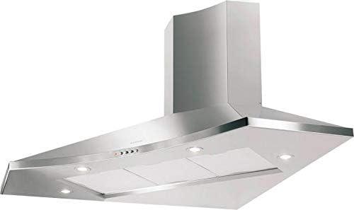 Solaris EG6 LED X A100 - Campana de cocina en ángulo (100 cm de ancho): Amazon.es: Grandes electrodomésticos
