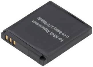 Battpit Battpit New Digital Camera Battery Charger Replacement for Canon NB-8L 1000 mAh