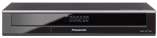 Panasonic DMR-HCT130EG9 Premium Set-Top-Box (Twin HD DVB-C Tuner, 500 GB Festplatte, 2x CI+ Slot, WLAN, Internet Apps, HbbTV, Miracast, USB 2.0) schwarz