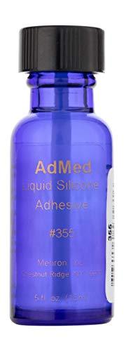 Mehron Makeup AdMed Body Adhesive (.5 oz)]()