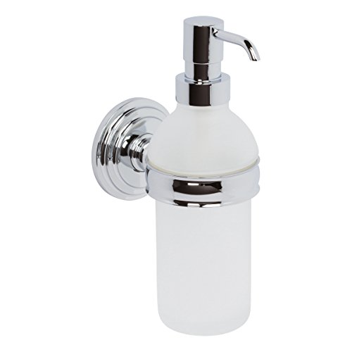 Ginger Chelsea Soap/Lotion Dispenser - 1114/PC - Polished (Ginger Soap Lotion Dispenser)