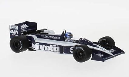 Amazon com: Brabham BT55, No 8, Olivetti, Formula 1, GP