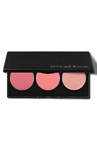 - Smashbox L.A. Lights Blush and Highlight Palette, Pacific Coast Pink