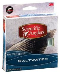 Scientific Anglers Mastery Series Saltwater WF10F Pale Yellow / Horizon Tip