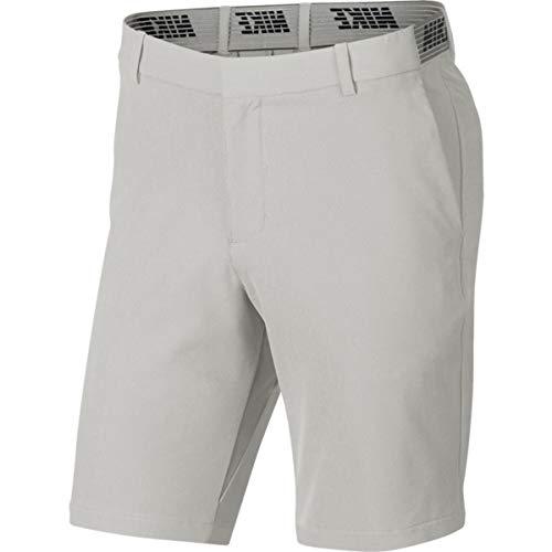 NIKE Flex Slim Golf Shorts 2020 Light Bone/Black 38