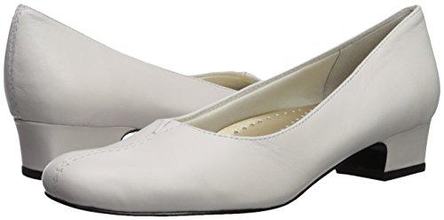 White À Chaussures Talons Femmes Trotters BvaWHqIa